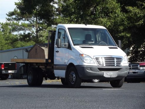 2007 Freightliner Sprinter Chassis For Sale Cairo Ga 6 3